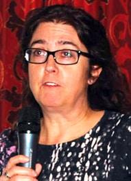Wanda Bedard, présidente du groupe 60 millions girls.