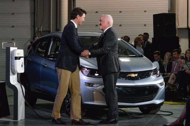Canadian Engineering Announcement