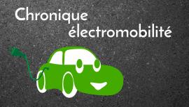 chronique électromobilité