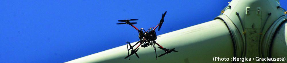 étude drones