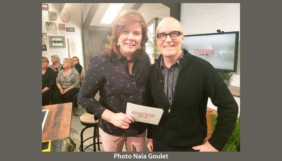 Marina Orsini et Patrick Goulet