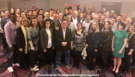 Délégation du Québec au Consumer Electronic Show 2019