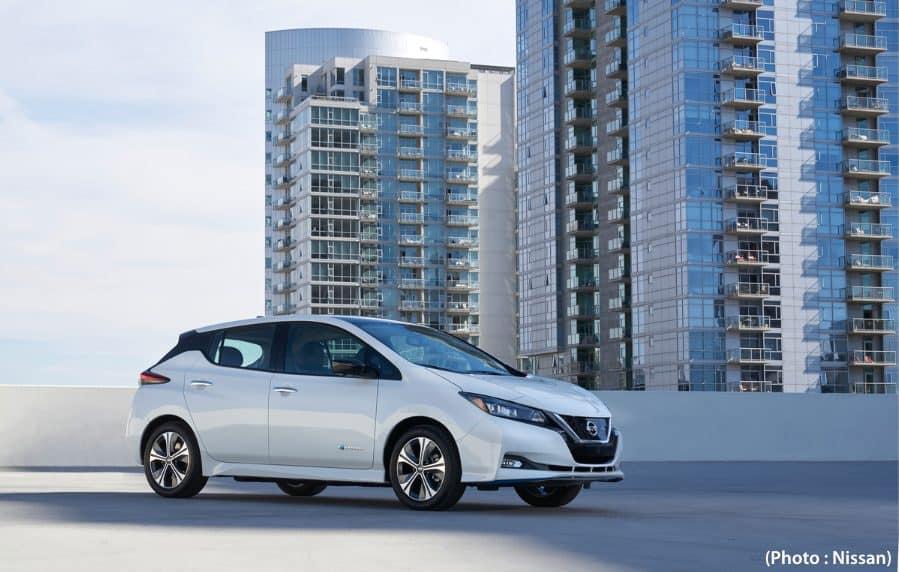 Nissan Leaf Plus