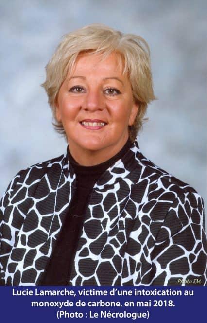 Lucie Lamarche