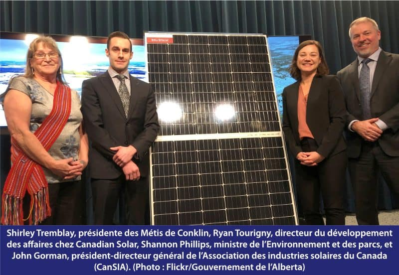 Alberta solaire
