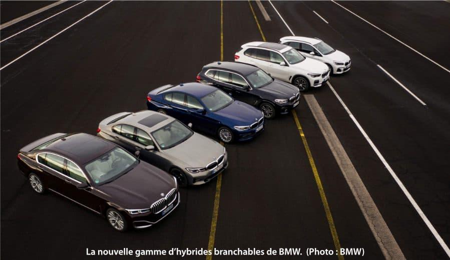 BMW nouvelle gamme
