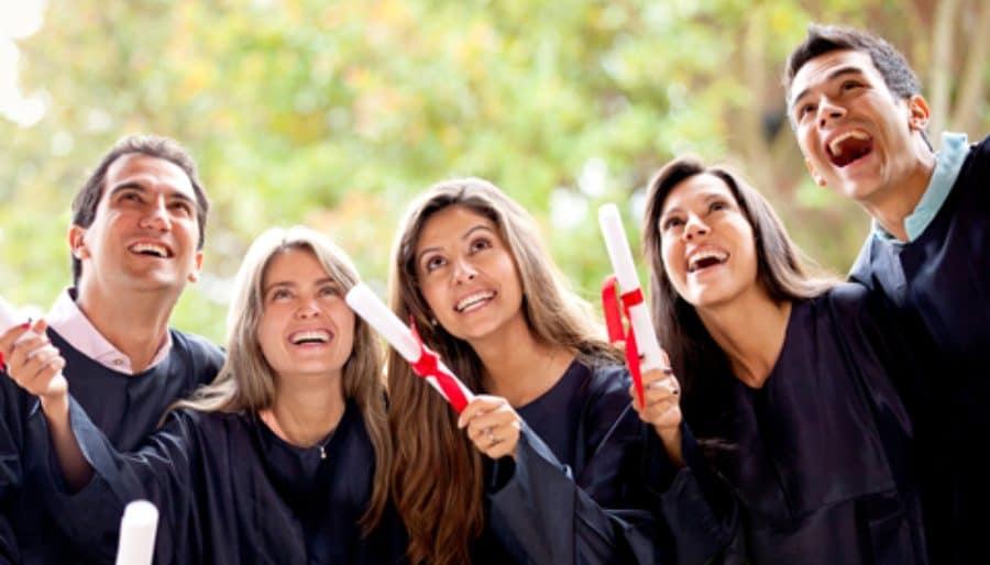 graduation groupe