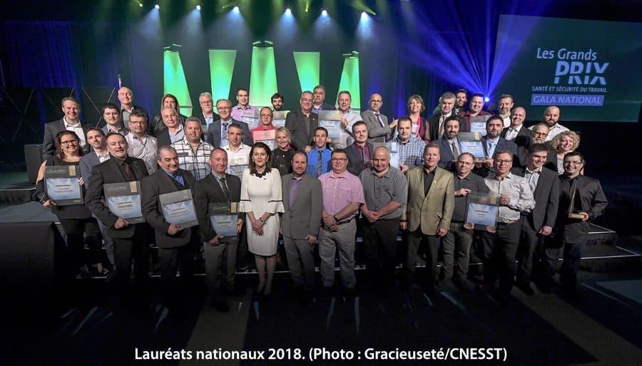 Grands Prix SST Lauréats 2018