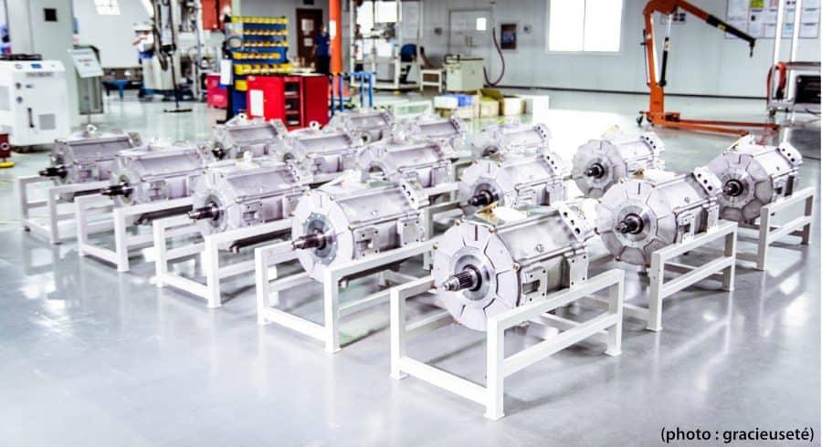 moteur TM4