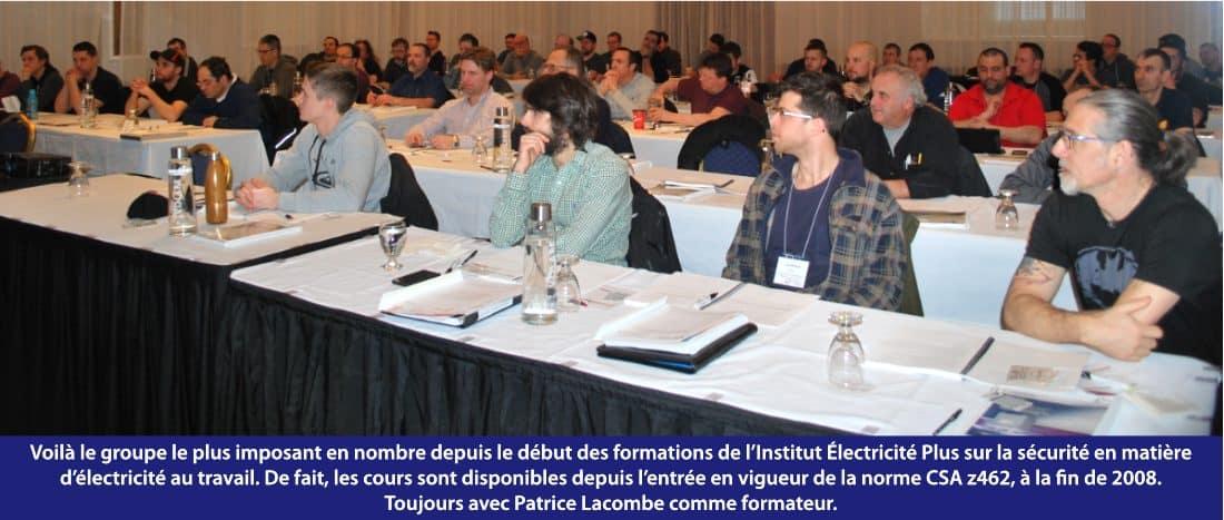sécurité Montréal fév 2019