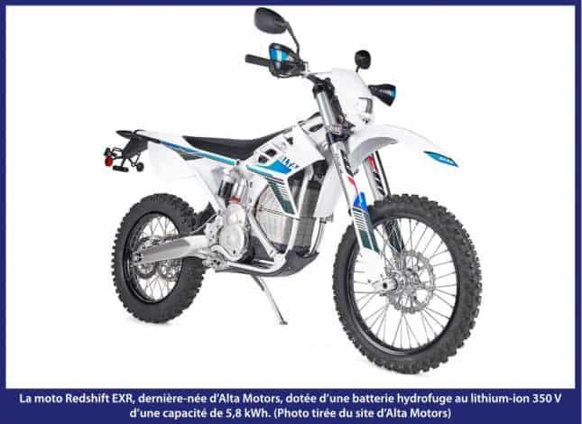 Moto Alta Motors