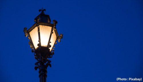 éclairage extérieur IES