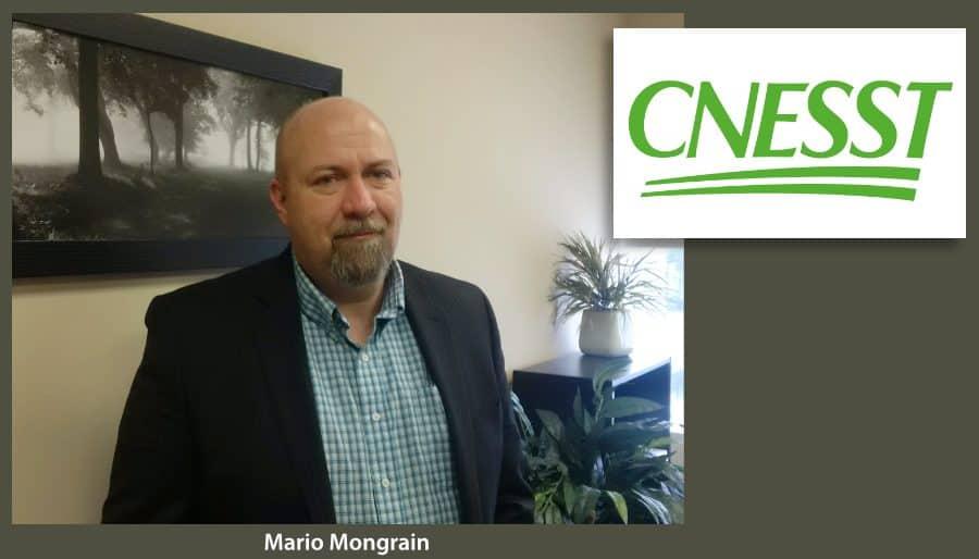 Mario Mongrain