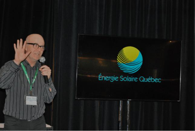 Patrick Goulet d'Énergie Solaire Québec