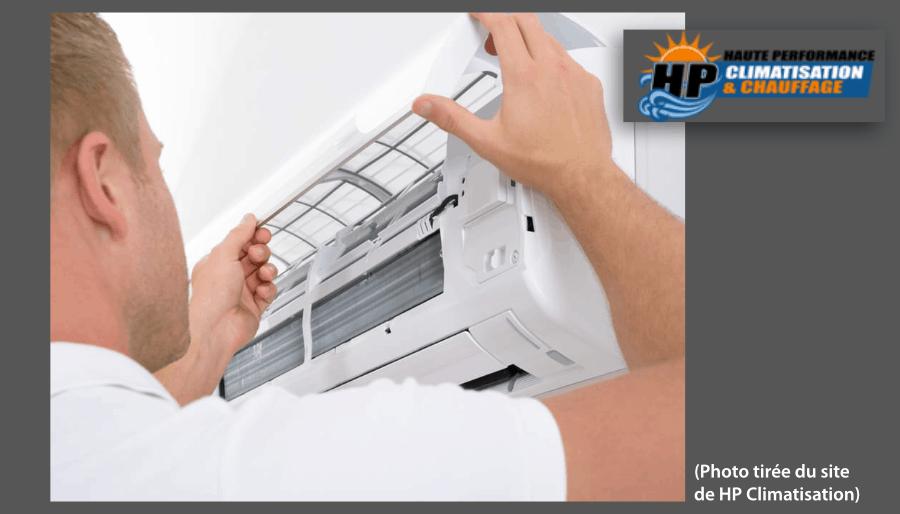 HP Climatisation et Chauffage