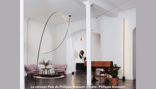Le concept Pole de Philippe Malouin