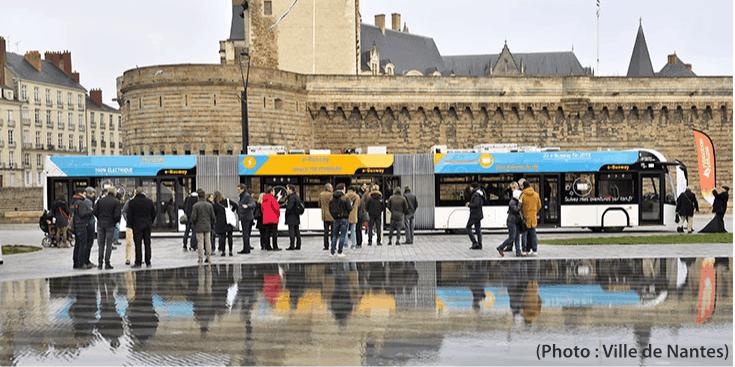 e-busway - Ville de Nantes