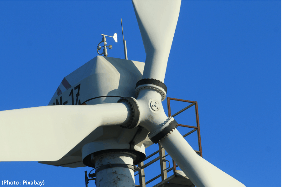 pales éoliennes
