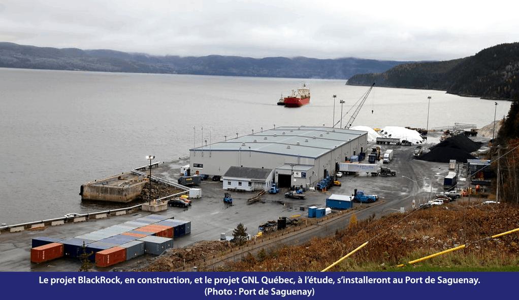 Port Saguenay