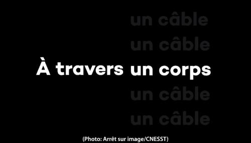 Campagne publicitaire de la CNESST