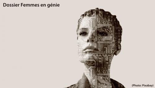 femmes en génie électronique