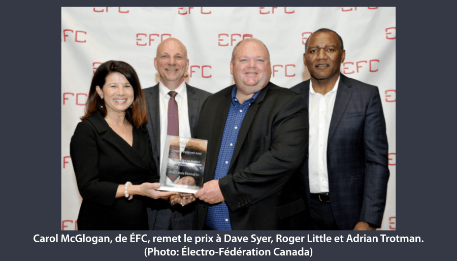 Rexel Canada Electric - prix EFC