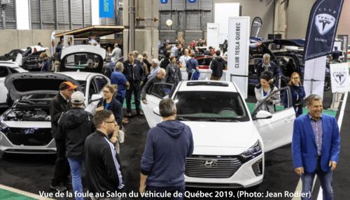 Salon du véhicule de Québec 2019