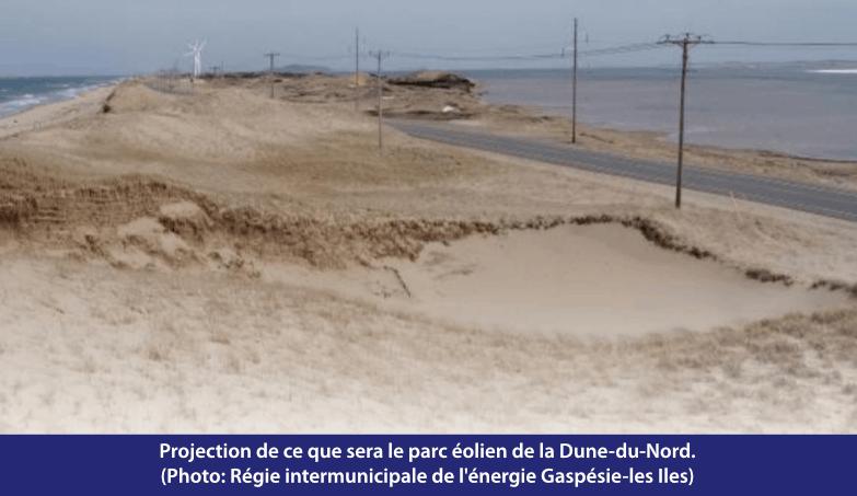 Parc éolien de la Dune-du-Nord