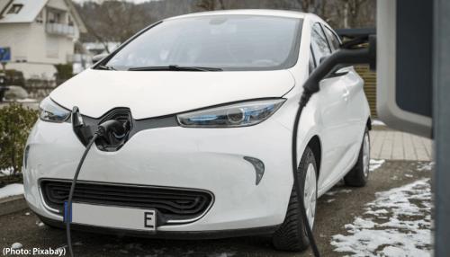 voiture électrique - recharge