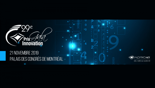 Prix innovation ADRIQ-RCTi 2019