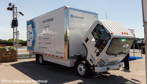 camion Nordresa