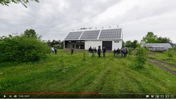 ESQ excursion solaire