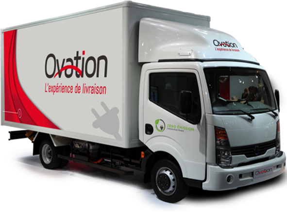 Ovation Logistics