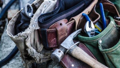 ceinture d'outils