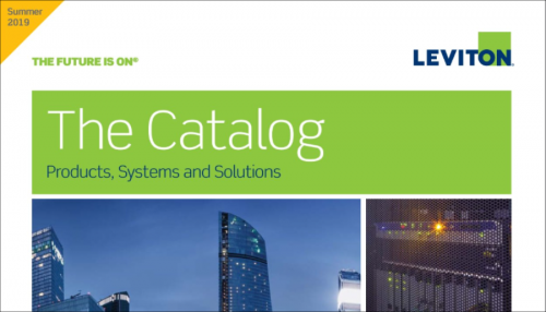 Catalogue Leviton