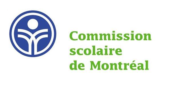 logo commission scolaire de Montreal