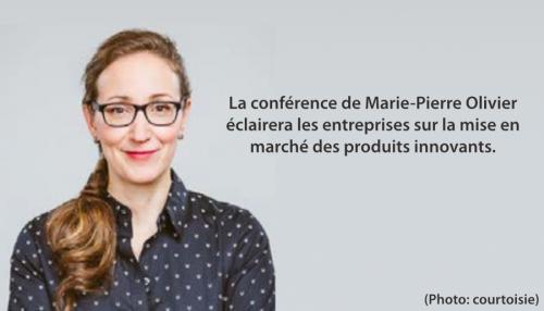Marie-Pierre Olivier