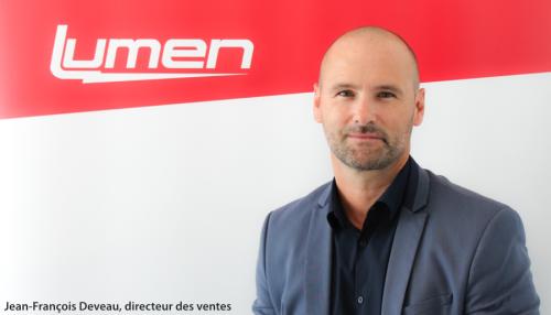 Jean-François Deveau, directeur des ventes