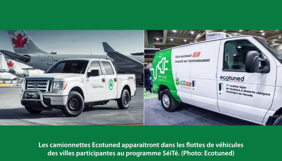 Transport Seité - camion