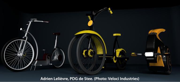 Vélo électrique Veloci
