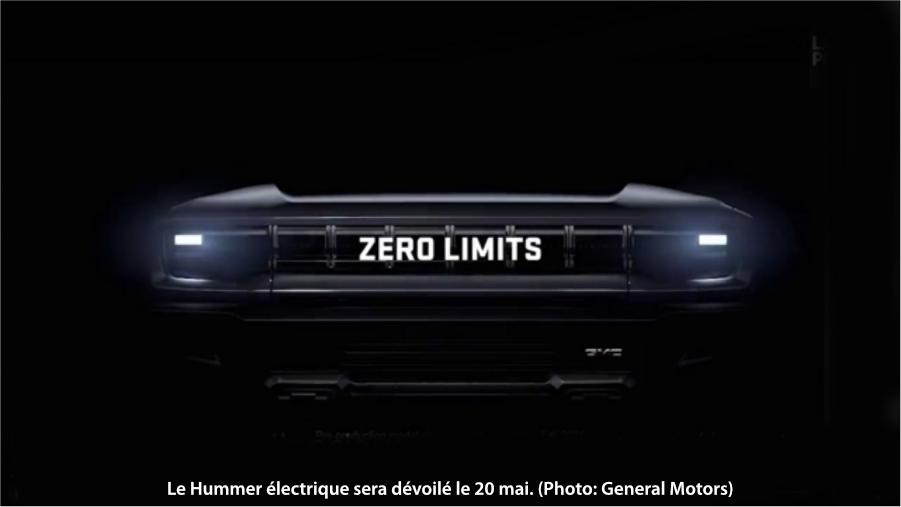 Hummer électrique