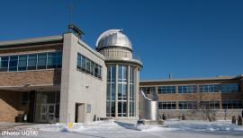 L'Université du Québec à Trois-Rivières (UQTR)