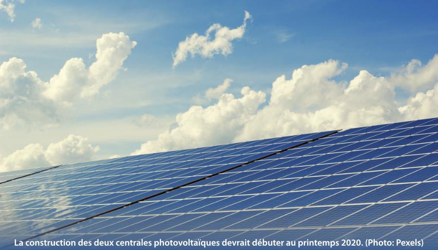 Deux centrales photovoltaïques pour Hydro-Québec