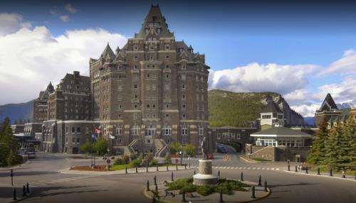 Hôtel Fairmont Banff