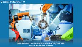 Industrie 4.0 - défis et promesses