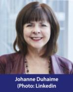 Claudine Bouchard (Photo: Hydro-Québec)