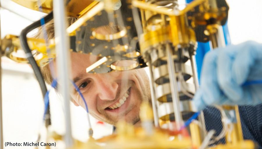 Une percée québécoise dans le domaine de la physique quantique