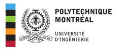 Logo Polytechnique Montréal