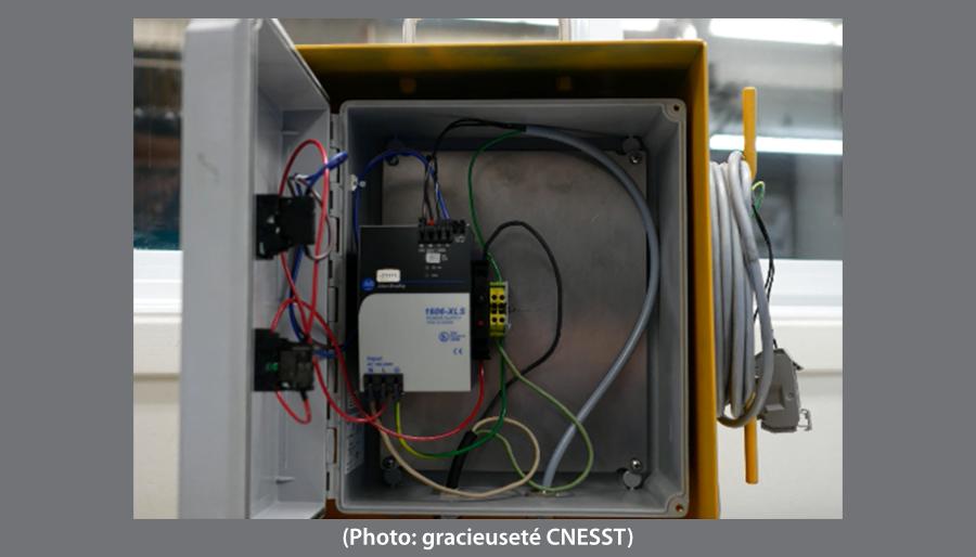 Générateur de tension CNESST