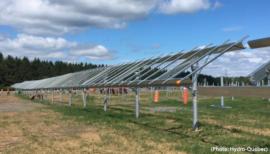 parc solaire LaPrairie